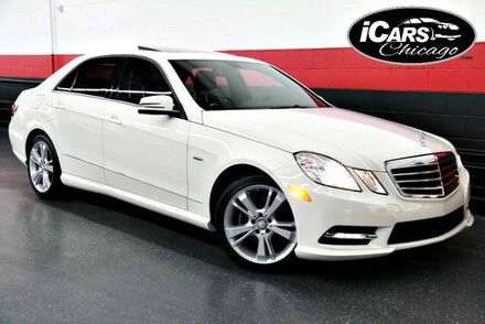 2012_Mercedes-Benz_E350_Sport 4-Matic 4dr Sedan_ Chicago IL