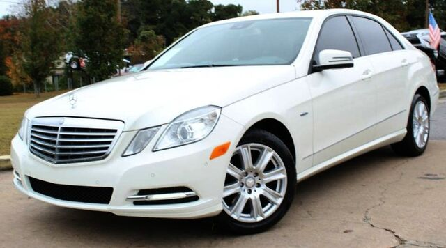 2012 Mercedes-Benz E350 w/ NAVIGATION & LEATHER SEATS Lilburn GA