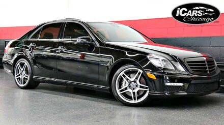 2012_Mercedes-Benz_E63 AMG_4dr Sedan_ Chicago IL