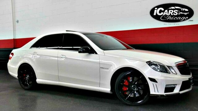 2012 Mercedes Benz E63 AMG Performance Package 4dr Sedan Chicago IL ...