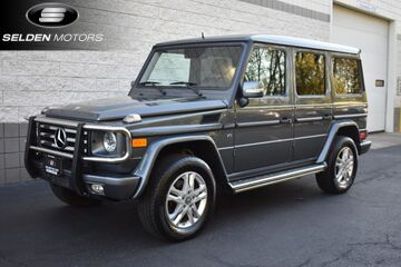2012_Mercedes-Benz_G550 4MATIC_G 550_ Willow Grove PA