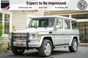 2012_Mercedes-Benz_G550_4Matic_ Boxborough MA