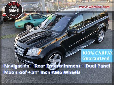 2012_Mercedes-Benz_GL 550_4MATIC_ Arlington VA
