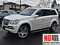 2012 Mercedes-Benz GL 550 P2/ Navigation/ DVD Elmont NY