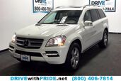 2012 Mercedes-Benz GL-Class 44k white GL 450 all wheel drive SUV 4.6L DOHC 32-Valve V8 Engine