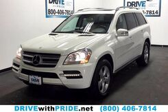 2012_Mercedes-Benz_GL-Class_44k white GL 450 all wheel drive SUV 4.6L DOHC 32-Valve V8 Engine_ Houston TX