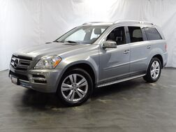 2012_Mercedes-Benz_GL-Class_GL 450 / 4.6L V8 Engine / 3rd Row Seats / Heated Front Seats and Steering Wheel / Parking Sensors with Rear View Camera / Sunroof_ Addison IL
