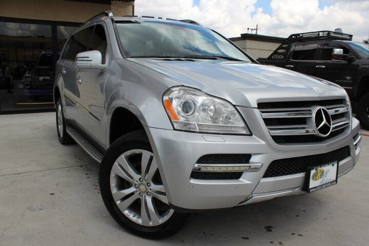 2012 Mercedes-Benz GL-Class GL 450 4MATIC PARKTRONIC BLIND SPOT ASSIST NAVIGATION Houston TX