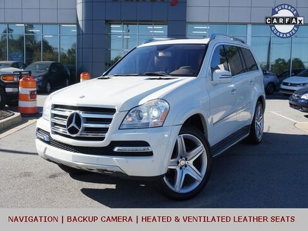 2012_Mercedes-Benz_GL-Class_GL 550_ Gainesville GA