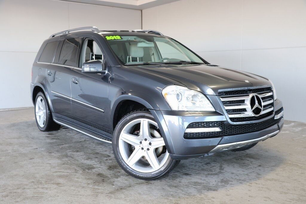 2012 Mercedes-Benz GL-Class GL 550 Merriam KS