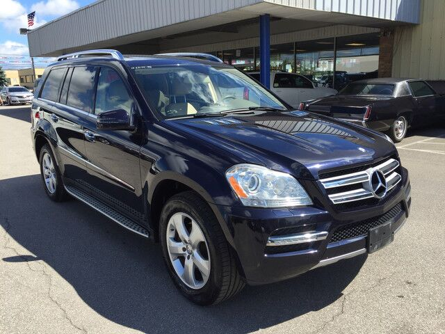 2012 mercedes benz gl class gl450 4matic cleveland oh 18229185 for Mercedes benz 2012 gl450