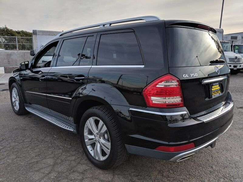 2012 Mercedes-Benz GL350