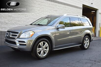 2012 Mercedes-Benz GL450 4MATIC GL 450