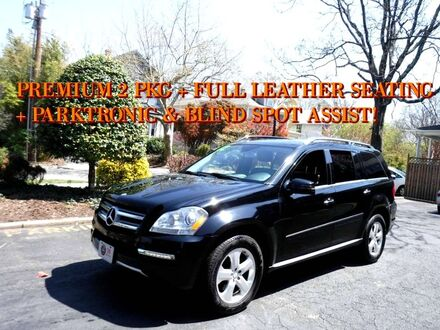 2012_Mercedes-Benz_GL450_4MATIC w/ Premium Package_ Arlington VA