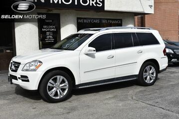 2012_Mercedes-Benz_GL450_4Matic_ Conshohocken PA