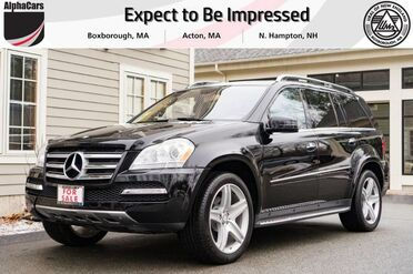 2012_Mercedes-Benz_GL550_4MATIC_ Boxborough MA