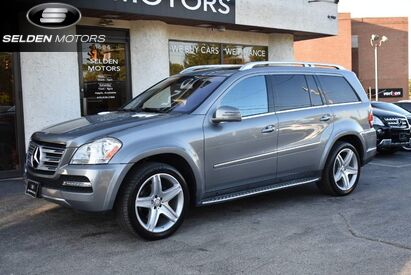 2012 Mercedes-Benz GL550 4Matic