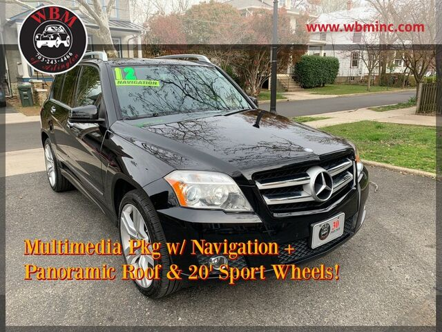 2012 Mercedes-Benz GLK 350 4MATIC w/ Sport Package Arlington VA