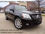 2012 Mercedes-Benz GLK-Class 4Matic *1-Owner* GLK 350 *0-Accidents*