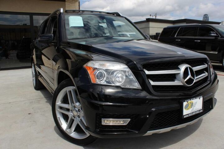 2012 Mercedes-Benz GLK-Class GLK 350 4MATIC CLEAN CARFAX AMG WHEELS! Houston TX