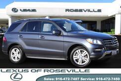 2012_Mercedes-Benz_M-Class__ Roseville CA