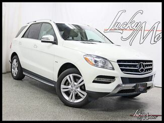 2012_Mercedes-Benz_M-Class_ML 350 BlueTEC 4Matic 1 Owner_ Villa Park IL