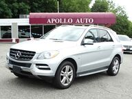 2012 Mercedes-Benz M-Class ML 350 BlueTEC Cumberland RI