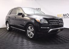 2012_Mercedes-Benz_M-Class_ML 350 BlueTEC Navigation,Camera,Heated Seats,Bluetooth_ Houston TX