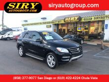 2012_Mercedes-Benz_M-Class_ML 350 BlueTEC_ San Diego CA