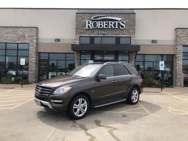 2012 Mercedes-Benz M-Class ML 350 BlueTEC Springfield IL