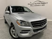 2012_Mercedes-Benz_M-Class_ML 350_ Carrollton  TX