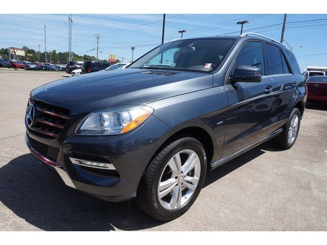 2012 Mercedes-Benz M-Class ML 350 Columbia TN