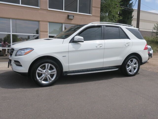 2012 Mercedes-Benz M-Class ML 350 Englewood CO