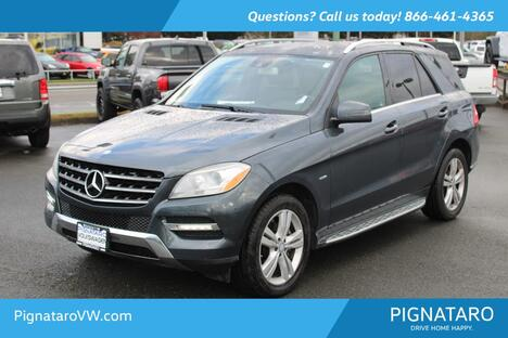 2012_Mercedes-Benz_M-Class_ML 350_ Everett WA