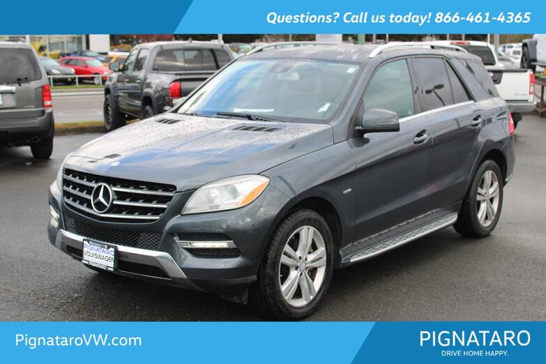 2012 Mercedes-Benz M-Class ML 350 Everett WA