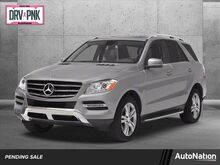 2012_Mercedes-Benz_M-Class_ML 350_ Houston TX