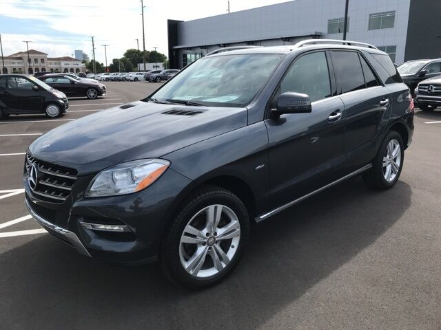 2012 Mercedes-Benz M-Class ML 350 Indianapolis IN