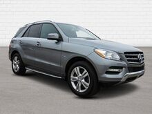 2012_Mercedes-Benz_M-Class_ML 350_ Lexington KY