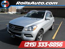 2012_Mercedes-Benz_M-Class_ML 350_ Philadelphia PA