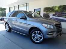2012_Mercedes-Benz_M-Class_ML 350_ Raleigh NC