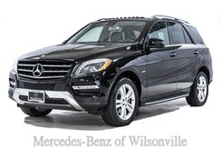 2012_Mercedes-Benz_M-Class_ML 350_ Portland OR