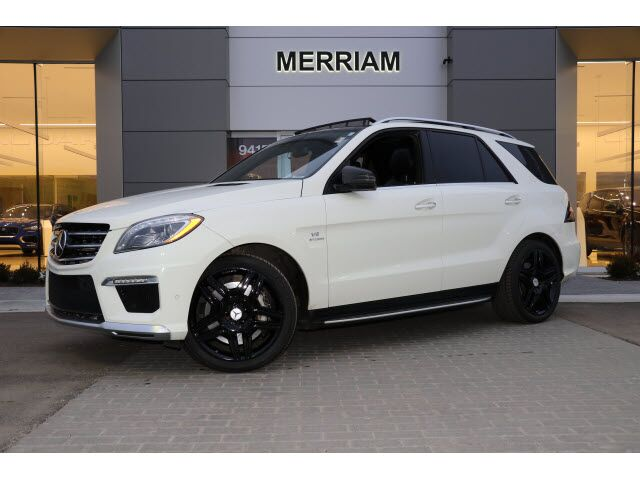 2012 Mercedes-Benz M-Class ML 63 AMG® Merriam KS