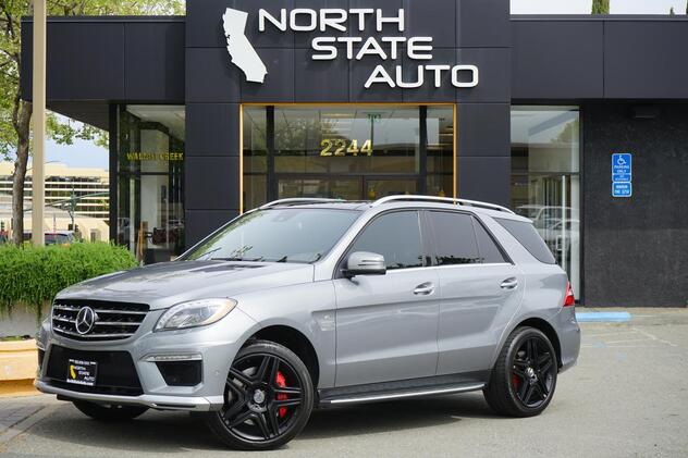 2012_Mercedes-Benz_M-Class_ML 63 AMG_ Walnut Creek CA