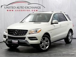 2012_Mercedes-Benz_M-Class_ML350 4Matic AWD_ Addison IL