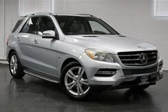 2012_Mercedes-Benz_M-Class_ML350 4Matic_ Schaumburg IL
