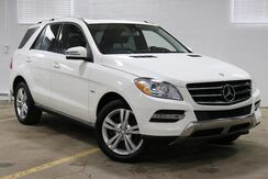 2012_Mercedes-Benz_M-Class_ML350 AWD_ Schaumburg IL