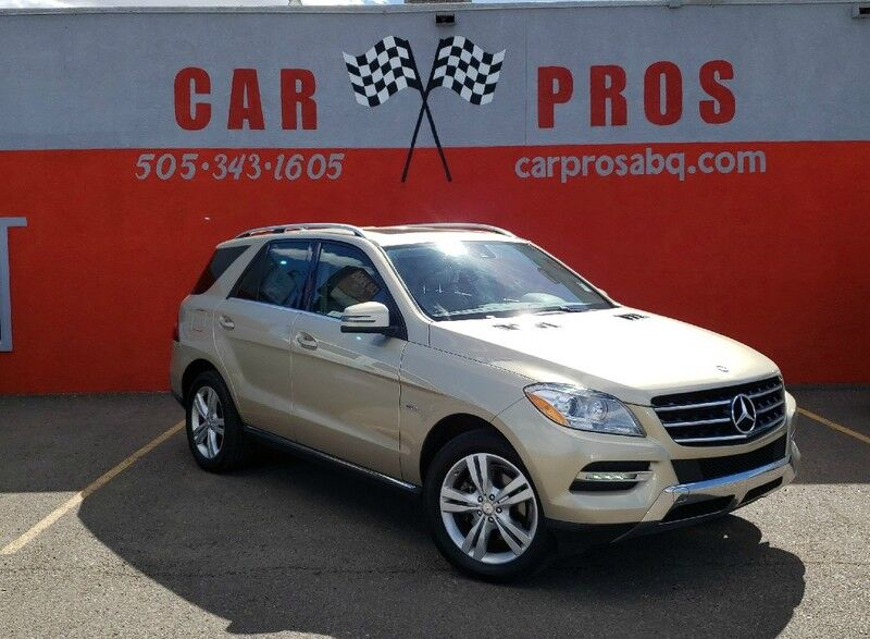 2012 Mercedes-Benz M-Class ML350 Albuquerque NM