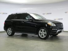 2012_Mercedes-Benz_M-Class_ML350_ Houston TX