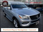 2012 Mercedes-Benz ML 350 4MATIC w/ Premium Package