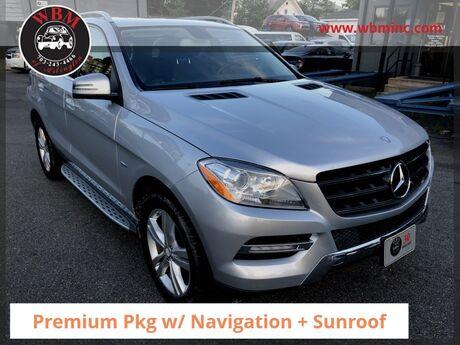 2012 Mercedes-Benz ML 350 4MATIC w/ Premium Package Arlington VA